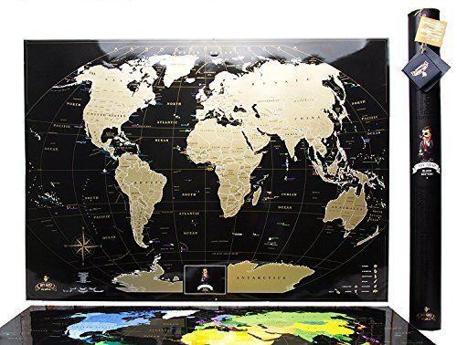 Mejores 13 imgenes de scratch off world map en pinterest mapas regalos para l mapas de viaje mapas del mundo mapa del mundo poster rascar mapas de eeuu mapamundi tarjetas negro gumiabroncs Gallery