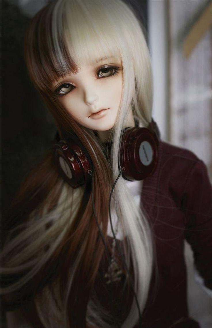 可愛い美しい人形 21