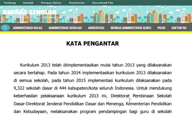 PANDUAN TEKNIS RAPORT DAN BUKU INDUK KURIKULUM 2013  Keterangan :  Kurikulum 2013 telah diimplementasikan mulai tahun 2013 yang dilaksanakan secara bertahap. Pada Tahun 2014 Implementasi Kurikulum 2013 dilaksanakan di semua sekolah Pada Tahun 2015 implementasi kurikulum dilaksanakan pada 9322 sekolah dasar di 444 Kabupaten//Kota seluruh Indonesia. Untuk mendukung keberhasilan pelaksanaan kurikulum 2013 ini Direktorat Pembinaan Sekolah Dasar-Direktorat Jenderal Pendidikan Dasar dan Menengah…