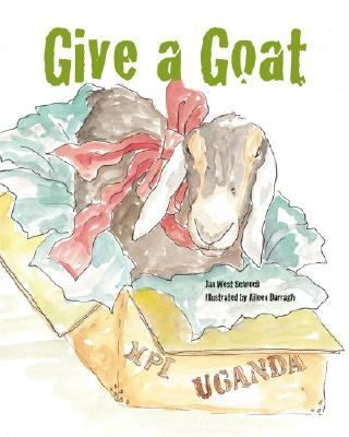FICTION:After hearing a story about a girl in Uganda whose life is changed for the better by the gift of a goat, a class of fifth-graders pulls together to raise funds to make a similar donation to someone in need.