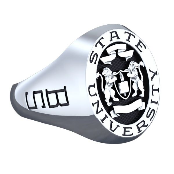 30 Best Images About College Ring Designs On