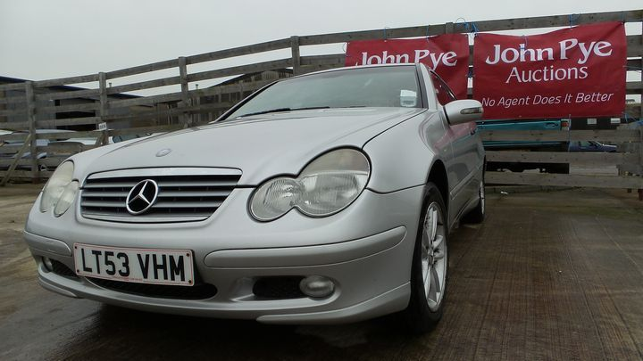 Mercedes C180 Kompressor #onlineauction #mercedes #car