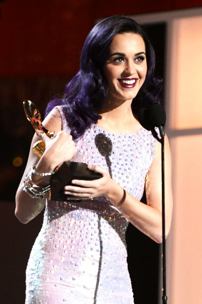 Katy Perry: Las Vegas, Violets Reflection, Spotlight Awards, Deep Violets, Dynamite Music, Red Carpets, Billboard Music Awards, Photo, 2012 Billboard