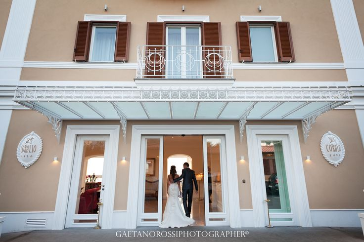 Wedding Sorrento , Hotel Corallo