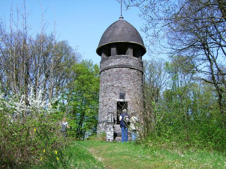 Bismarckturm in Bad Bertrich (C) Kajo Dillenburg
