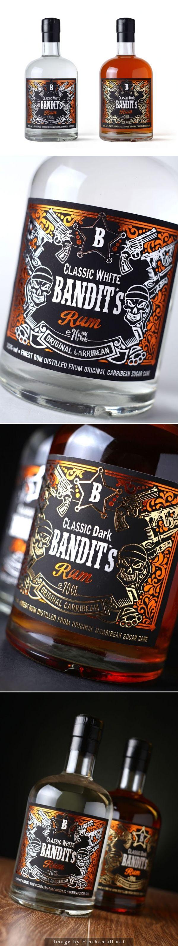 Bandit's Rum by  43'oz, Moldova