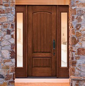 Residential entry doors exterior front entry doors for Residential main door design