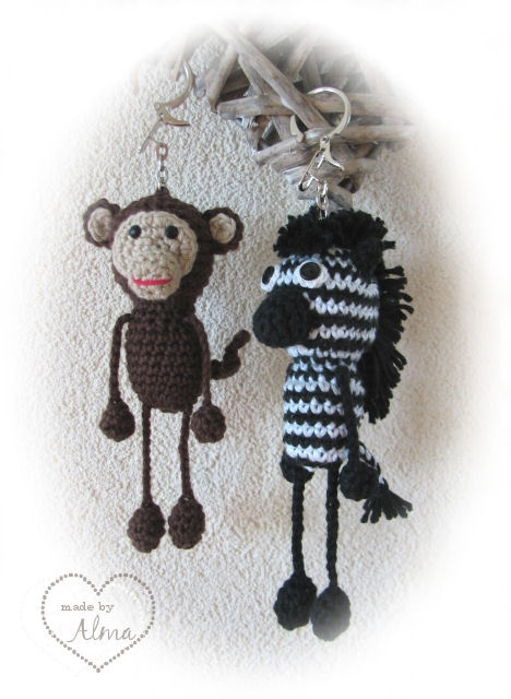 1000+ images about Crocheted animals on Pinterest Free ...