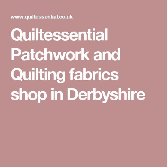 70 best Fabric Love images on Pinterest   Fabric online ... : quilt fabric shops uk - Adamdwight.com