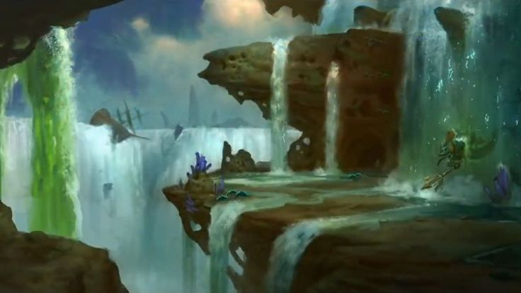 World Of Warcraft S Rise Of Azshara Update Will Take Us To The