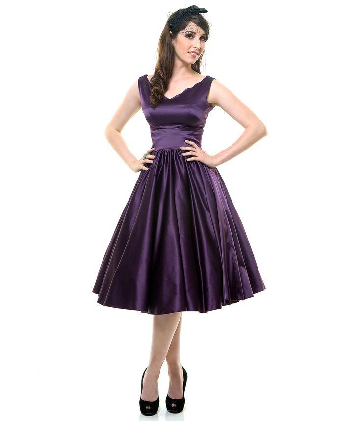 vintage swing dress 2
