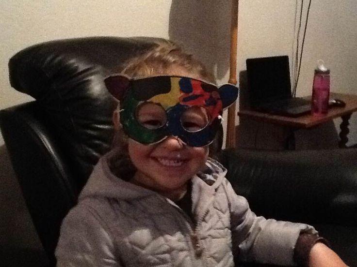 paige, age 4