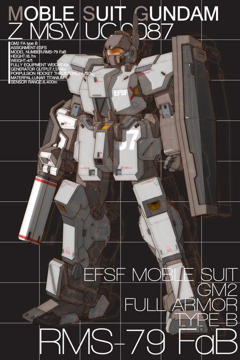 GM2 Full Armor type B