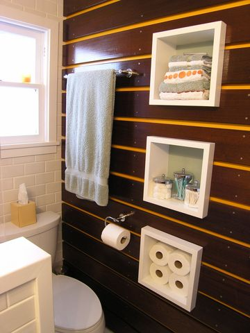 1000 Ideas About Recessed Shelves On Pinterest Shower