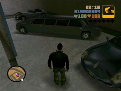 GTA 3 Gameplay PC