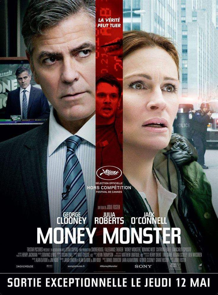 #Cannes2016 Critique de Money Monster de Jodie Foster