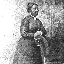 Elizabeth Jennings Graham was an African-American teacher and church organist; as a young woman, who became noted as a 19th-century civil rights figure after insisting on her right to ride on an available New York City streetcar in 1854, at a time when all such companies were private and most operated segregated cars. Her case was decided in her favor in 1855, and it led to the eventual desegregation of all New York City transit systems by 1865. Born in 1826
