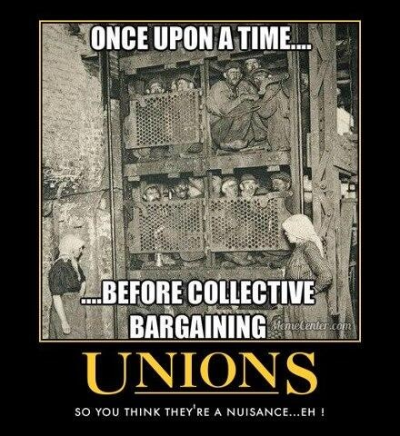labor unions and collective bargaining pdf