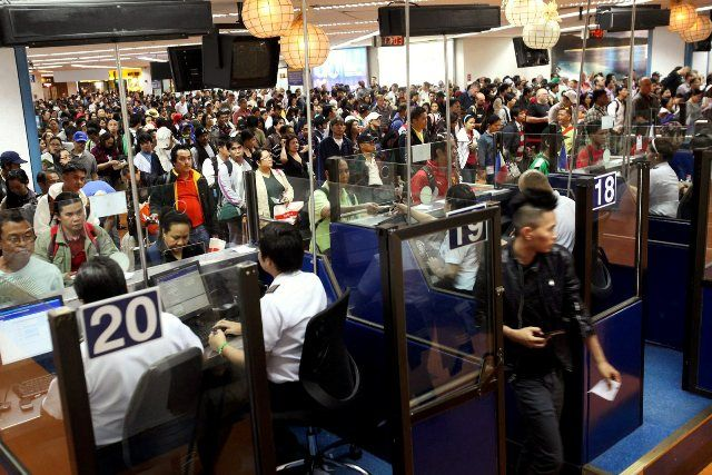President of the Immigration Officers Association of the Philippines German Robin explained that the Express Lane Fund (ELF) must be reins...