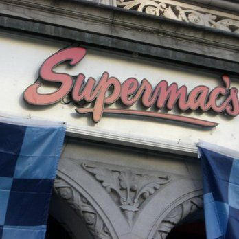 Supermacs   1 O'Connell Street Dublin 1 Ireland North Inner City