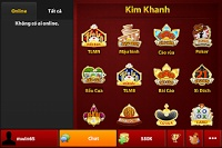 Game iWin Online HD 2013 cho iphone