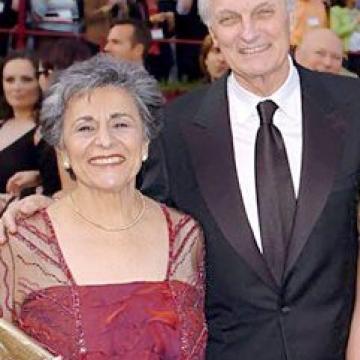 ❤ Alan Alda married Arlene Weiss March 15, 1957 ❤