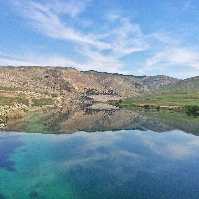 """The Euphrates"" photo by Nicolee Drake http://instagram.com/cucinadigitale #sanliurfa #turkey #comeseeturkey"