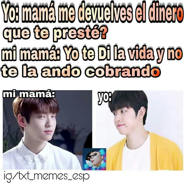 Memes De Txt Memes Txt Bts Memes