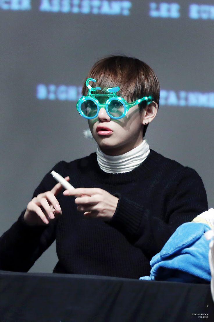 V, TaeHyung, BTS.