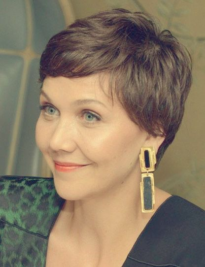 Beautiful Pixie Cut