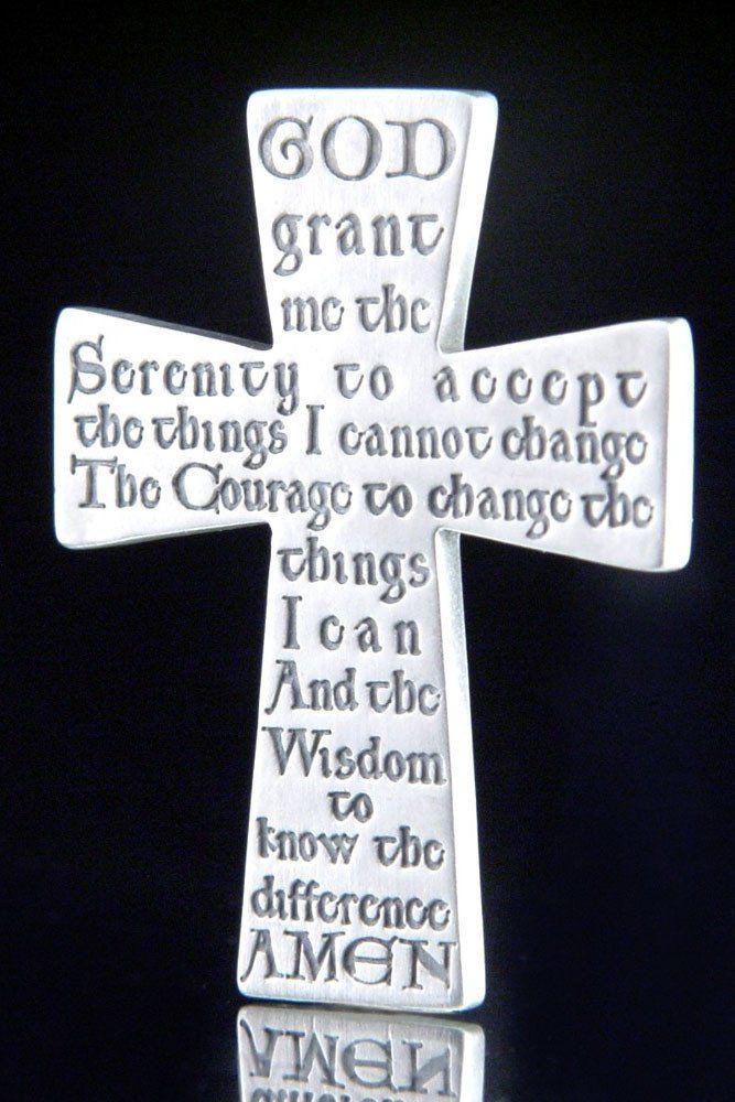 30 best 2017 easter collection images on pinterest christian serenity prayer sterling silver negle Images
