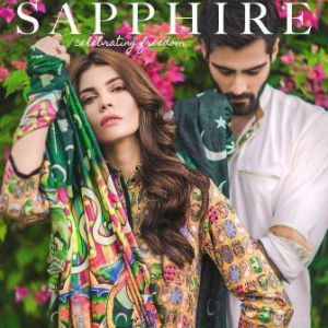 Sapphire Celebrating Freedom Collection For Independence Day14 August 2015