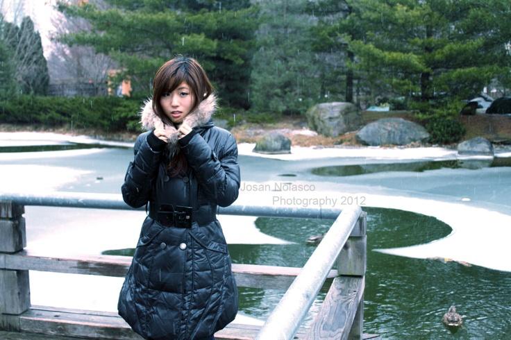 Model: Jennifer Wang  Photographer: Josan Nolasco