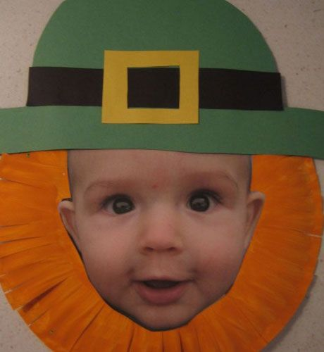 Click pic for 50 St Patricks Day Crafts for Kids - Leprecuties
