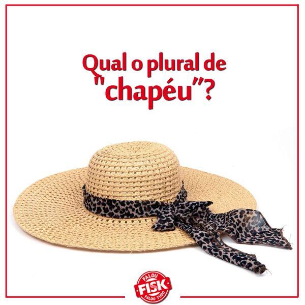 """Atenção! O plural de """"chapéu"""" é """"chapéus""""! Não confunda com outra regra de formação de plural, onde todas as palavras com terminação """"al"""", """"el"""", """"ol"""" e """"ul"""" – exceto as exceções mostradas abaixo – substituem o """"l"""" por """"is"""". Há – como já mencionado acima – as chamadas """"sete exceções"""", que fazem o plural em """"es"""": →mal - males; →cônsul - cônsules; →mel - meles ou méis; →fel - feles ou féis; →cal - cales ou cais; →aval - avales ou avais; →mol - moles ou móis; →real (moeda antiga) - réis…"""