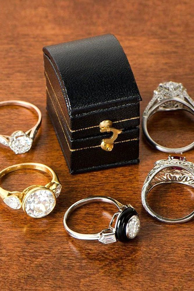 200 best Personal Ring Boxes images on Pinterest