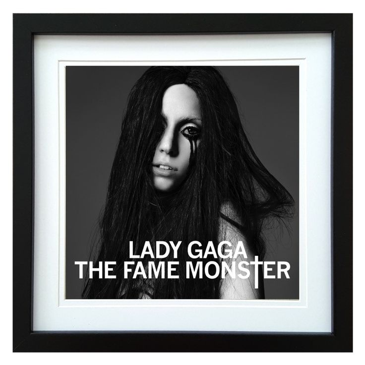 Lady Gaga | The Fame Monster Album | ArtRockStore
