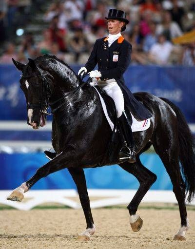 So totally not what my horse and I looked like tonight......