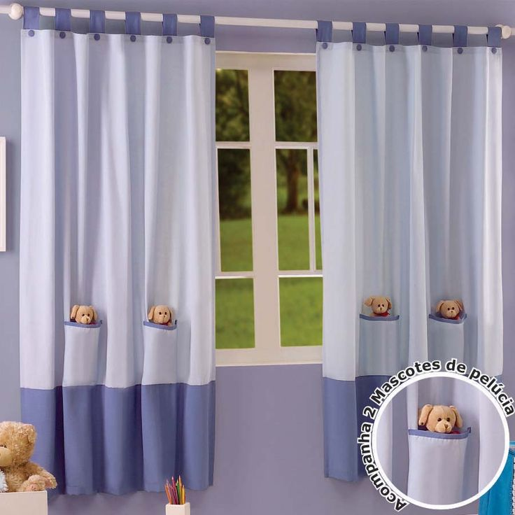 10 best images about cortinas on pinterest quartos - Cortinas infantiles valencia ...