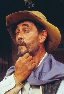 "KEN CURTIS - I have seen this character actor play a regular guy in a suit...but usually a Cowboy.  He was Festus on ""Gunsmoke"""