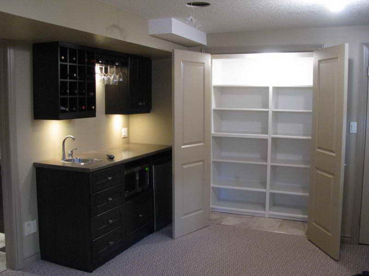 Black Cabinets Wet Bar Modern Wet Bar Cabinets With