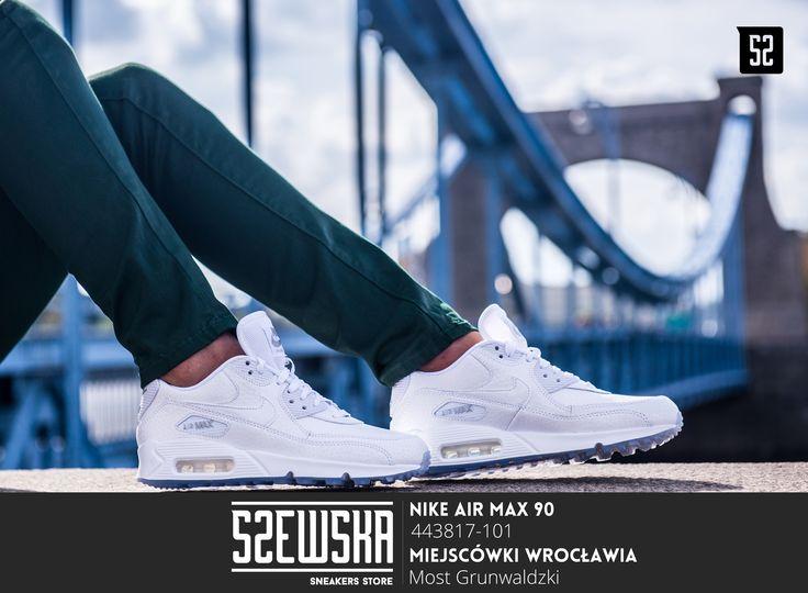 Nike Air Max 90 | 443817-101 | Szewska Sneakers Store | e-szewska.pl