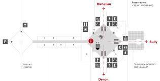 museum pari floor map - Google 検索