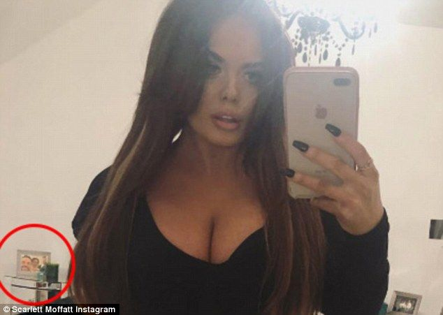 Fans notice picture of Scarlett Moffatt and Ant McPartlin  Fans predicted a romance will blossom between Scarlett Moffatt 27 and Ant McPartlin 42 following the breakdown of his marriage to Lisa Armstrong.  And the Gogglebox star sent her fans into a frenzy when she shared an intimate bedroom selfie which revealed a framed picture of her cuddled up to the funnyman and his best friend and their shared co-star Declan Donnelly.  The reality star hoped to court attention with her very busty…