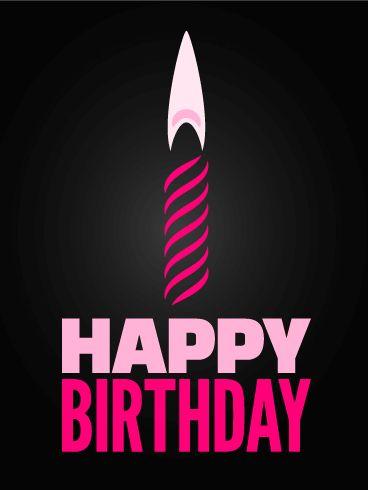 124 Best Birthday Candles Images On Pinterest Birthdays Happy