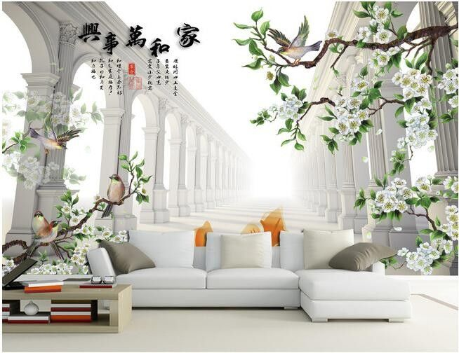 Aeproduct Getsubject Home Decor Paintings Rooms Home Decor 3d Wall Painting