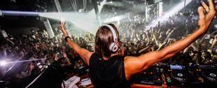 DJ na discoteca Pacha Ibiza