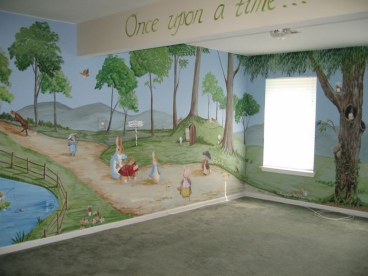 17 best images about beatrix potter on pinterest tamsin for Beatrix potter wall mural