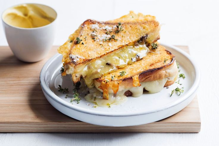 Just when you thought you didn't need another reason to make a cheese toastie, Billie McKay goes and raises the bar.
