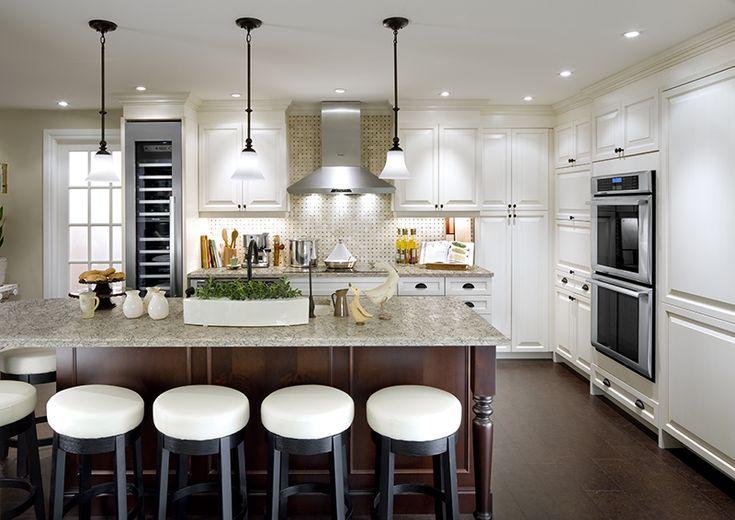 Viatera Intermezzo New Traditional Kitchen Ideas